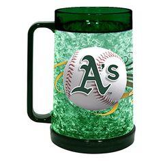 Oakland Athletics Freezer Mugs
