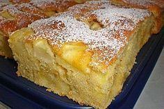 Apfelkuchen Großmutters Art (Rezept mit Bild) von Alea1972 | Chefkoch.de