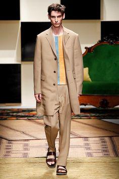 Salvatore Ferragamo menswear spring/summer 2016