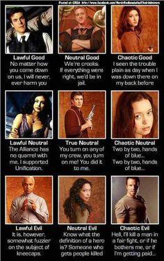 I'm true neutral