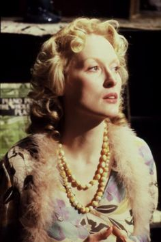 """Meryl Streep in """"Sophie's Choice"""" (1982)"""