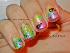 Polish. Glitter. Rock & Roll!: Water Marble Wednesday