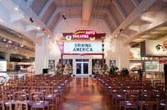 Driving America: A Perfect place for a modern ceremony