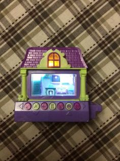 2005 Mattel Virtual Pixel Chix electrónica interactiva Cottage Cámara Usadas En Excelente Estado