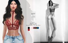Shey Bra Group Gift by Scandalize