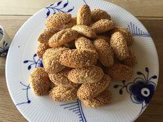 Kurdisk sesam småkage