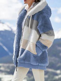 Hooded Winter Coat, Winter Coats Women, Coats For Women, Jackets For Women, Clothes For Women, Ladies Clothes, Hooded Coats, Women's Coats, Women's Clothes