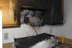 Fire damage restoration services in Phoenix. Residental and commercial fire restoration. Call for a free estimate.