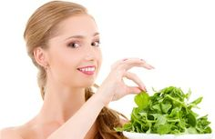 Spinach is a good source of Vitamin A, Calcium, Vitamin C and Iron.