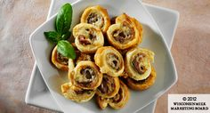 Parmesan Puff Pastry Pinwheels Recipe | Cello Cheese