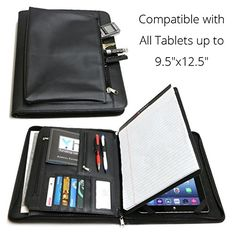 Universal Business Leather Portfolio for all tablets up t... https://www.amazon.com/dp/B019HNEMNG/ref=cm_sw_r_pi_dp_x_cO5TxbC264FVB