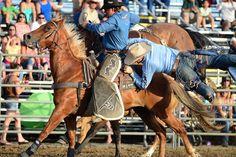 Bull rider Chris Shivers