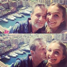 #Rocher #Monaco #frenchriviera #côte #port #bateaux #mer #Méditerranée #luxe #grandprix #bluesky #padré #instagood #instamonaco #tagforlike #frenchgirl #love #vacation #juin #été by jaderldb from #Montecarlo #Monaco