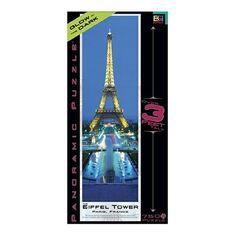 Buffalo Games Worldscapes Panoramic Eiffel Tower Glow in the Dark 765 Piece Jigsaw Puzzle by Buffalo Games, http://www.amazon.com/dp/B000BKY7KI/ref=cm_sw_r_pi_dp_6fdLrb0N1MB9A