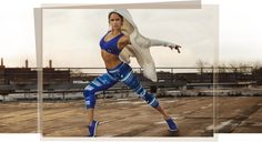 Misty Copeland sets the bar higher. Now it's your turn. Get Misty's look at UA.com/misty-copeland. #IWILLWHATIWANT