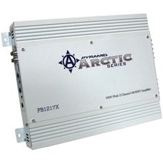 (click twice for updated pricing and more info) Amplifiers - Pyramid Arctic Series 2-Channel Mosfet Amplifier (1600W) #ampllifiers http://www.plainandsimpledeals.com/prod.php?node=23721=Amplifiers_-_Pyramid_Pb1217X_Arctic_Series_2-Channel_Mosfet_Amplifier_(1600W)_-_PB1217X