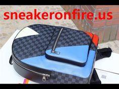 441f32f7889955 Luxury Damier Cobalt Canvas Josh Backpack N41612 Instagram  sneakeronfireus