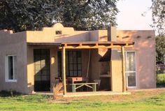 casa de campo ideas para comer al aire libre