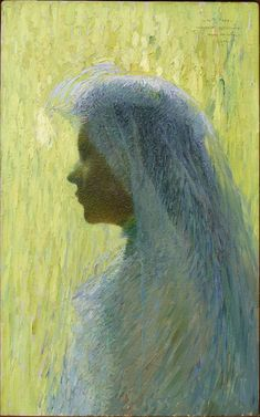 Into the Light: Henri Martin, the French Post-Impressionist 2 French Impressionist Painters, Illustrations, Sculpture, French Artists, Brush Strokes, Art History, Blue Green, Fine Art, Paintings