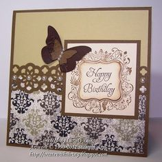 Create With Christy: Sale-A-Bration Set - Elementary Elegance