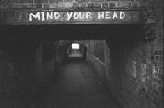 Mind Your Head by Solipsistic, Like Everyone, via Flickr