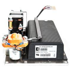 CURTIS DC Series Motor Controller 1221M-6701