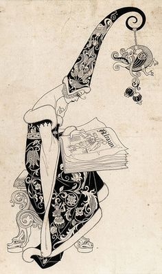 Weird and Wonderful: fairy-tale illustrations on the Behance Network