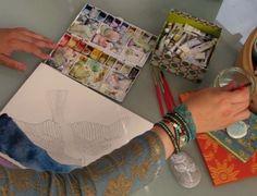 Geninne Watercolors Part 1