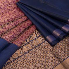 Subhashini Handwoven Vanashringaram Muppagam Kanjivaram Silk Saree 10008151 - profile - AVISHYA.COM