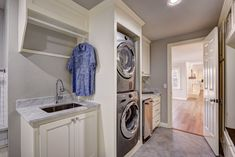 """great tips on """"laundry room stackable small"""". They are actually accessible f., Get great tips on """"laundry room stackable small"""". They are actually accessible f., Get great tips on """"laundry room stackable small"""". They are actually accessible f. Basement Storage, Laundry Room Organization, Closet Storage, Laundry Rooms, Laundry Closet, Laundry Storage, Basement Laundry, Basement Ideas, Organization Hacks"""