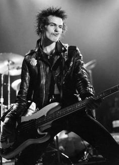 Sid Vicious 1978 , aggh, the face, ^-^