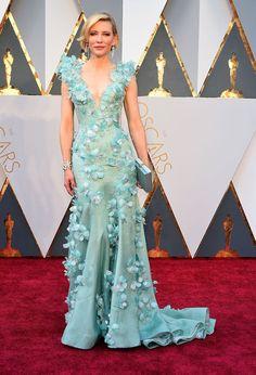 Cate Blanchett aux Oscars 2016