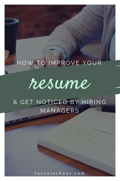 Making these crucial resume mistakes may be holding you back from landing your dream job. Improve your resume with these tips to impress the hiring manager. Resume Advice, Resume Writing Tips, Career Advice, Interview Advice, Job Career, Career Coach, Career Change, Resume Profile, Cover Letter Tips