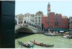 Riverfront apartment for sale in Venice, Italy.
