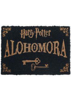 Alohomora - Harry Potter Fußmatte