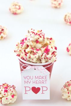 Chocolate Marshmallow Popcorn Ballswomansday
