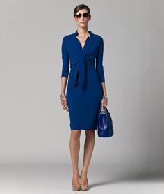 Max Mara Resort 2012  #blue #dress