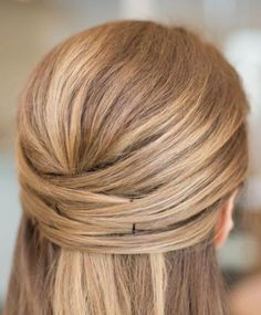 @estilobymelida How about a sleek hairstyle.? Top 50 Simple And Easy Hairstyles With Photos