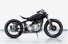 Bandit 9's Chang Jiang 750 -'Magnus' - Pipeburn - Purveyors of Classic Motorcycles, Cafe Racers & Custom motorbikes
