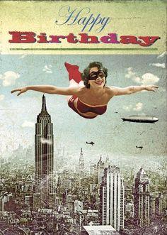 Happy Birthday... I really love this one! Yeah!
