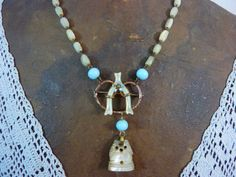GLORIOUS MOTHER of PEARL watch fob antique by PennysCastle on Etsy