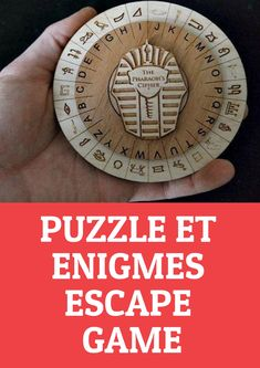 Puzzle and puzzles to create an Escape Game! - Puzzle and puzzles to create an Escape Game!
