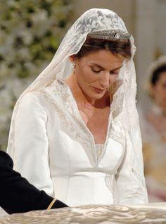 2004 - Letizia Ortiz & Felipe, Prince of Asturias, Crown Prince of Spain