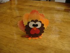 One of a Kind: peppermint patty turkey.