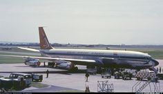 South African Airways Boeing 707-344