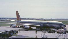 South African Airways Boeing 707-344
