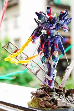 Custom Build: 1/100 Queen Astray with Diorama - Gundam Kits Collection News and Reviews
