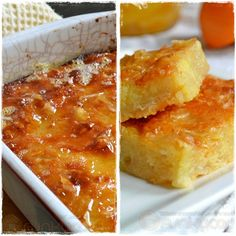 Πορτοκαλόπιτα Σιροπιαστή - Funky Cook Greek Sweets, Greek Desserts, Greek Recipes, Portokalopita Recipe, My Favorite Food, Favorite Recipes, Eat Greek, Pineapple Recipes, Appetisers