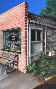 David Neace is a master colored pencil artist whose work has been seen all around the world. Colored Pencil Artwork, Colored Pencils, Thing 1, Pencil Drawings, Around The Worlds, Outdoor Decor, Artist, Sewing, Kentucky
