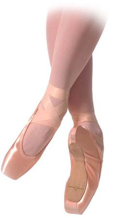 Gaynor Minden Pointe Shoes 5 Box Sleek Vamp